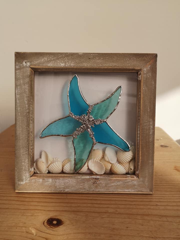 starfish glass 1