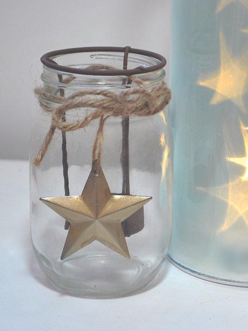 Star Jar Tealight