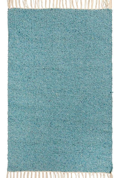 Plain Recycled Yarn Rug