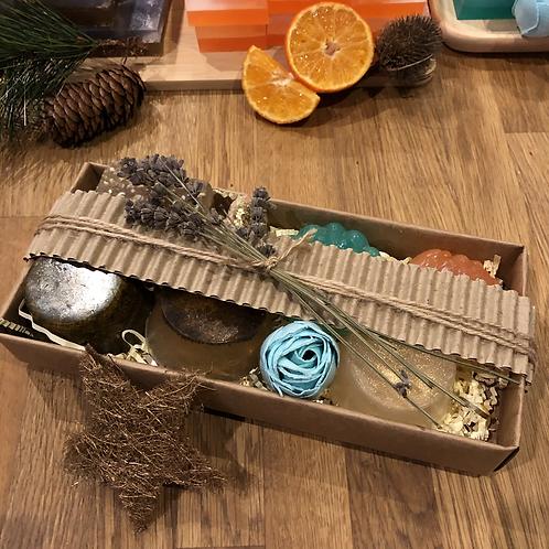 Limited Availability 6 Mini Soap Gift Set