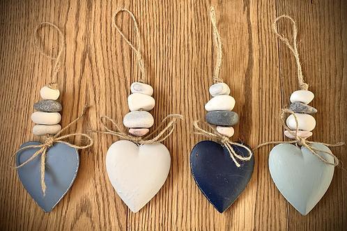Rustic Heart Hanger