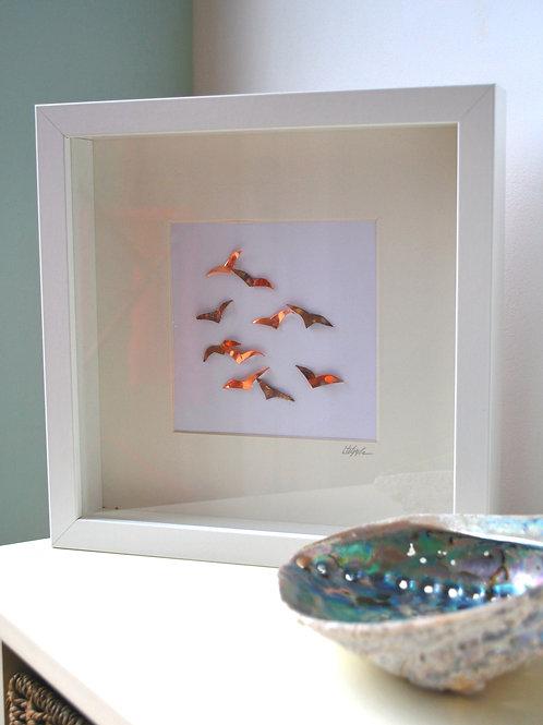 Mini Copper Gulls