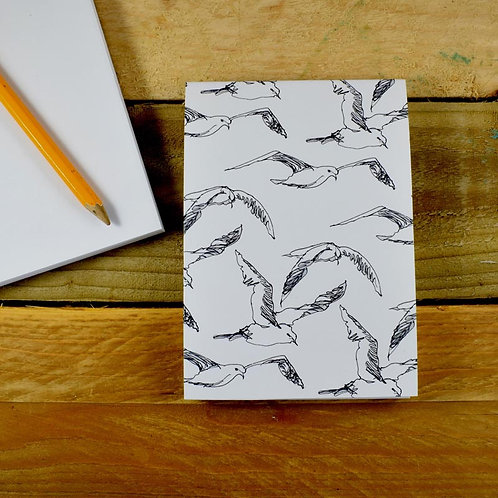 Port and Lemon Notepads