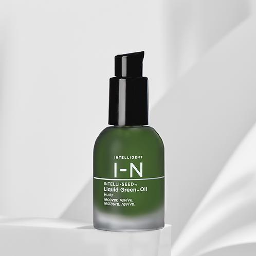 Seed Synergy Liquid Green Oil - 1 oz
