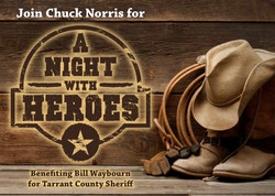 Night With Heroes