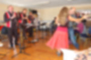 Traditional Jazz Swing band in Dorset