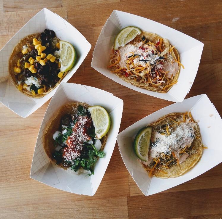 Custom tacos