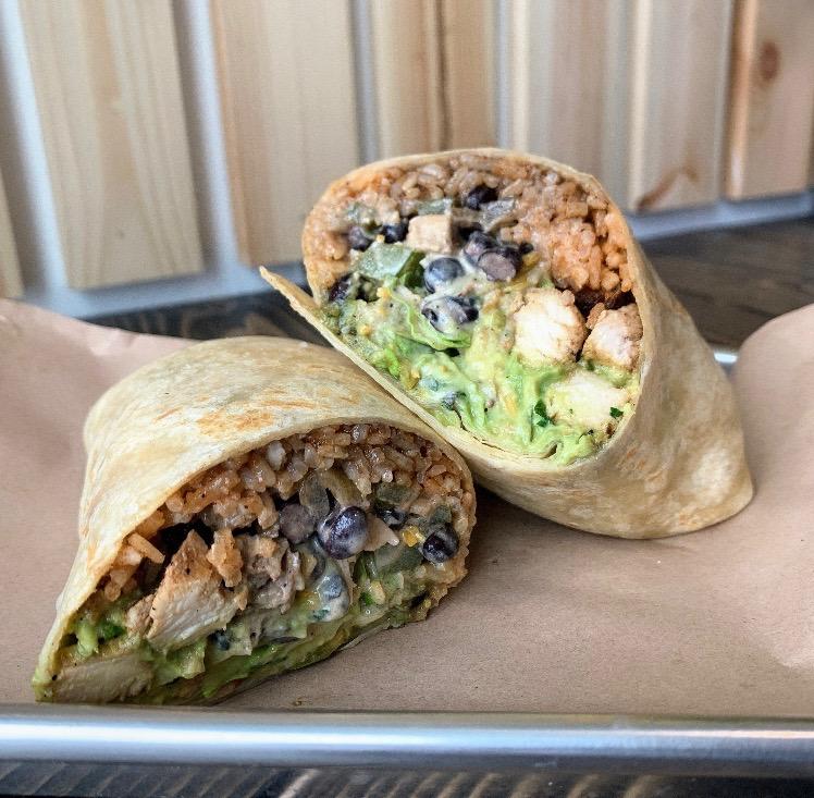 Custom Burrito