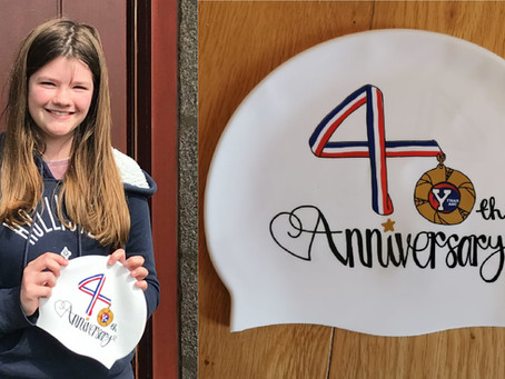 40th Anniversary Cap Design Winner