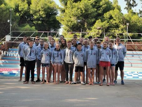 Loutraki Swim Camp 2019