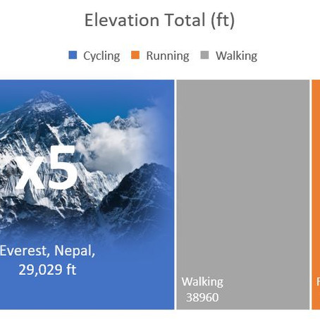 YTHAN ASC SUMMER STRAVA CHALLENGE ... and over the finish line!