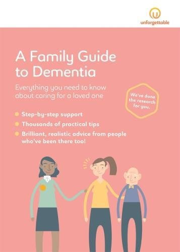 A Family Guide to Dementia - By Katy Corr
