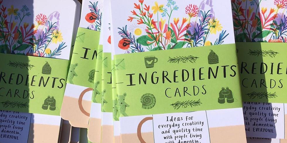 'Ingredients Cards' Webinar