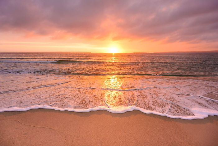 Lost-for-words-Nelsons-Beach-Sunrise-Jer