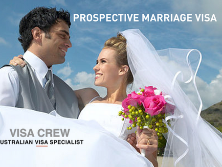 Marriage Visa - Australia