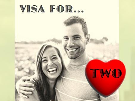 Visa For Two - Partner/Spouse In Australia