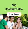 485 graduate visa student