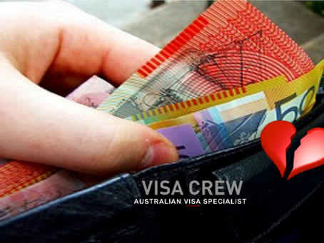 Visa Application Charges for Australian Partner Visas Will Increase on 1 July 2019.