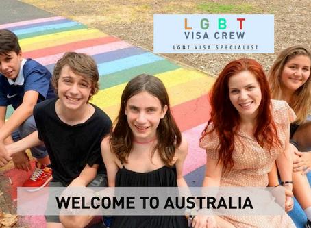 Australian Partner Visa For LGBT   Students