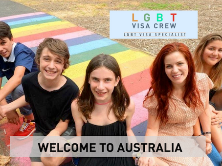 Australian Partner Visa For LGBT | Students