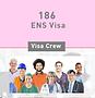 186 ENS Visa