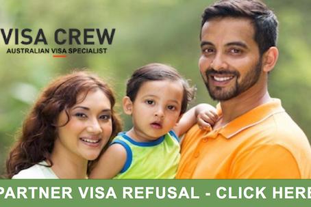 Partner Visa Refusal | Australia