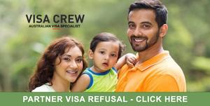 Partner Visa Refusals In Australia
