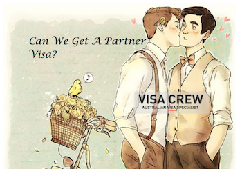 Same Sex Couple - Can We Apply For A Partner Visa In Australia