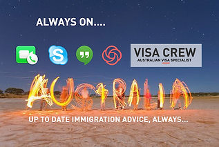 Immigration Advice virtual online