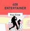 subclass 408 entertainment visa