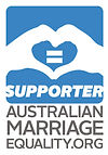 Australian Marriage Equality LOGO