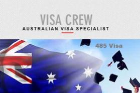 485 Graduate Student Visa