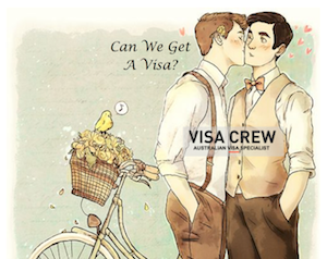 Gay Partner Visa Australia