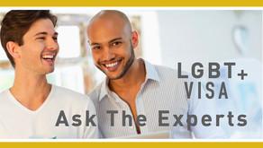 Offshore Partner Visa - LGBT Couples
