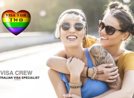 6 STEPS TO BRING YOUR SAME-SEX FIANCÉ TO AUSTRALIA