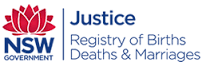 Births Deaths & Marriages NSW Registry