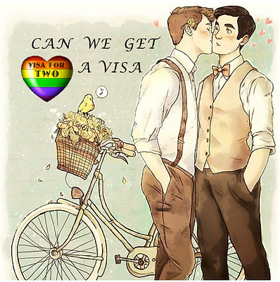 Same Sex marriage visa