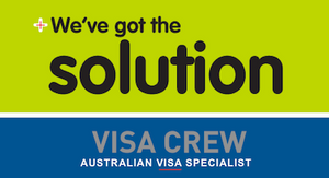 Visa Crew We Have The Solution