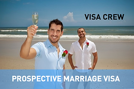 gay prospective marriage visa