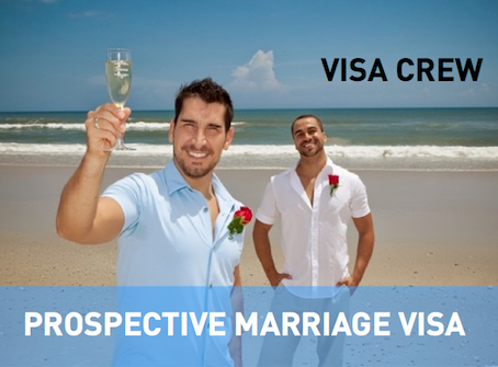 Prospective Marriage Visa For Same Sex Couples In Australia