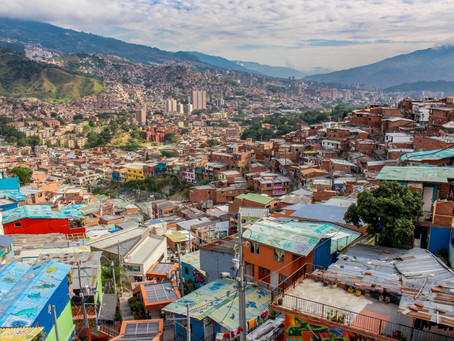 Medellin Colombia - Summer Intensive Trip