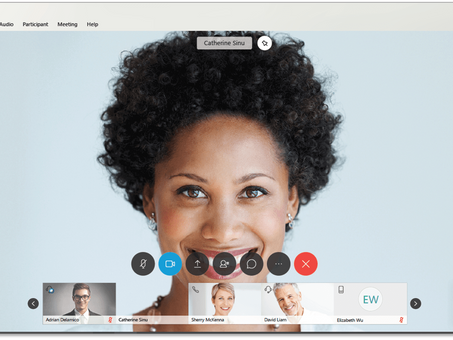 Webex Setup for Online Meetings/Services
