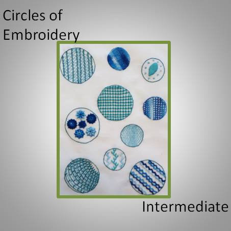Circles of Embroidery