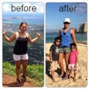 Vicki Witt Nutrition Testimonial Before and After
