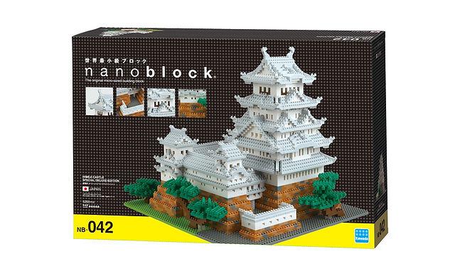 ナノブロック(姫路城)