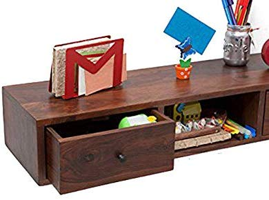 Two Drawers Sheesham TV Unit