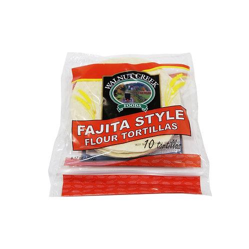Fajita Style flour Tortillas