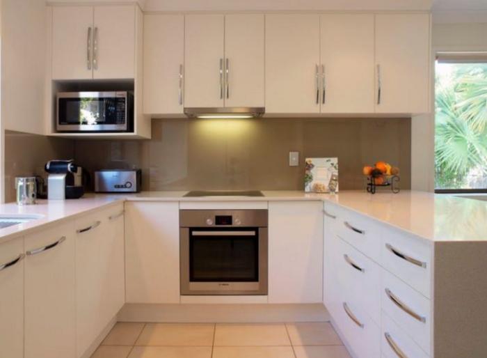 U Shaped Kitchen
