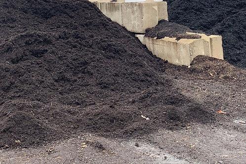 Mulch per yard