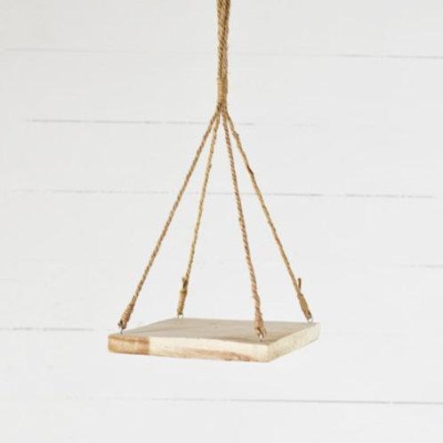 Hanging Wood Slab